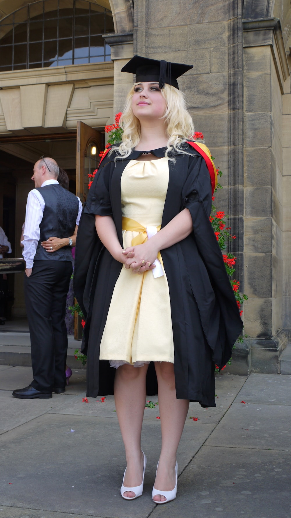 Jess graduated from Bangor University in 2013