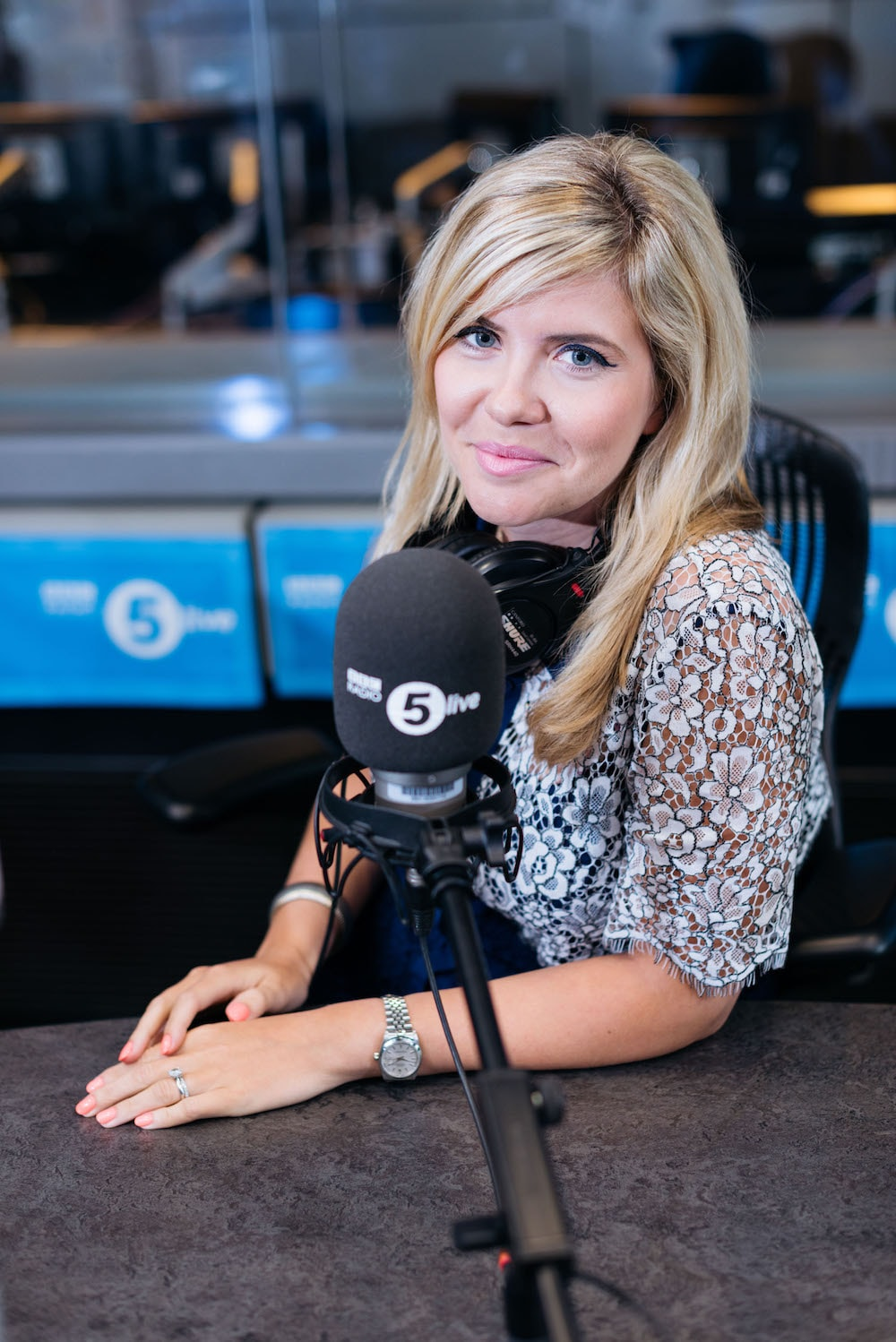 This is a photo of Emma Barnett