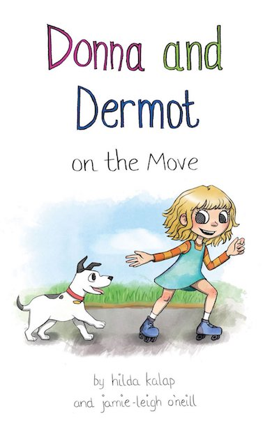 Donna and Dermot on the Move cover