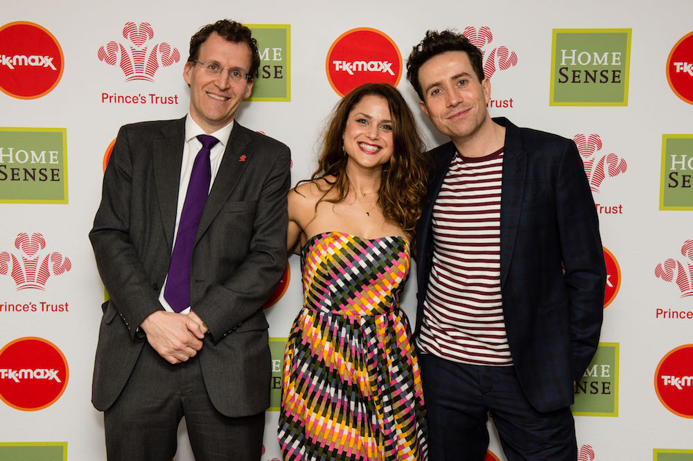 Runner-up Gracie at the Natwest Enterprice Awards