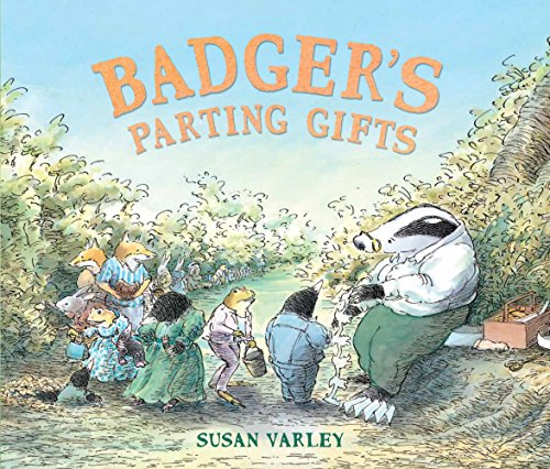 Badger's Parting Gifts by Susan Varley cover