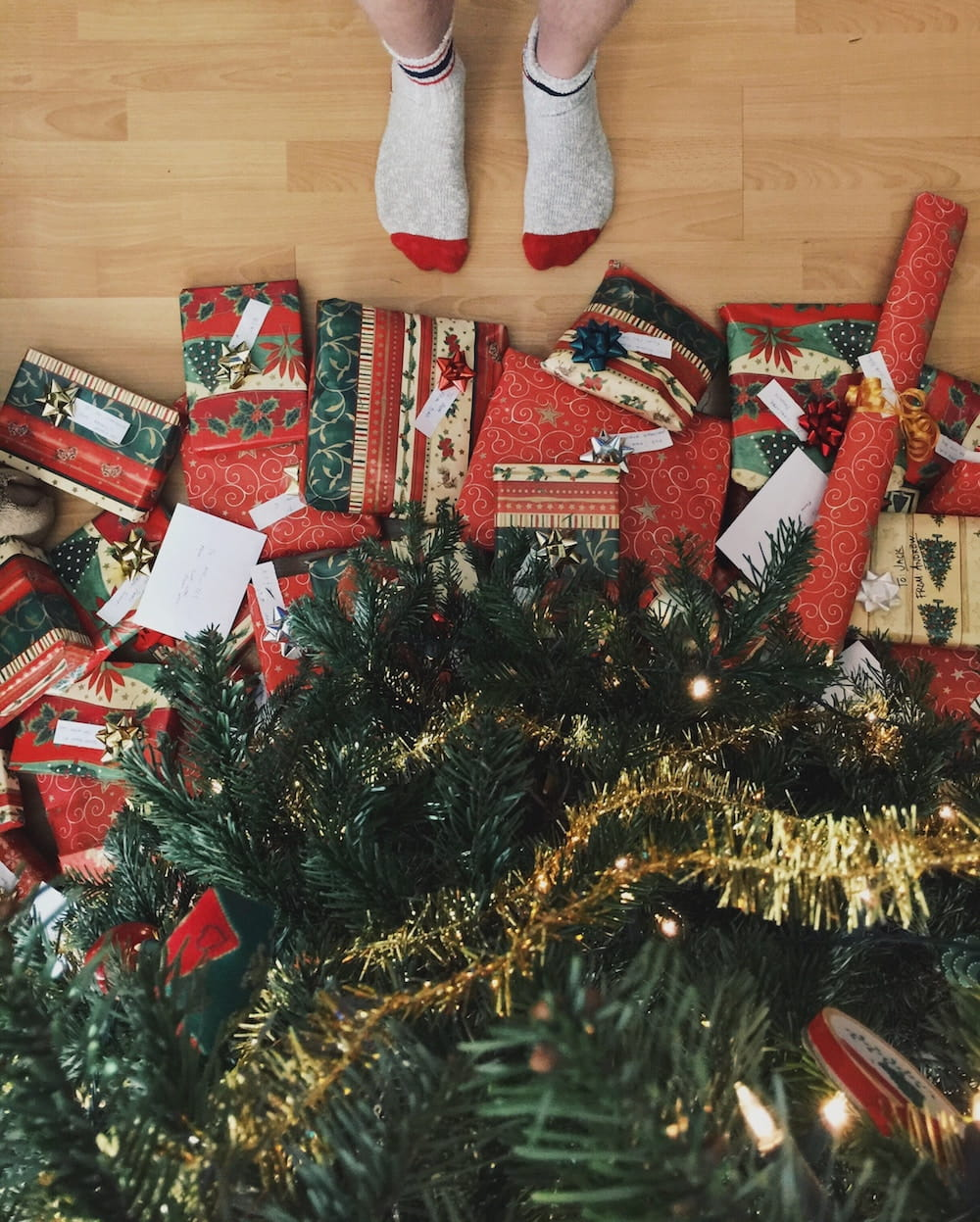 The Psychology of Christmas Gifts