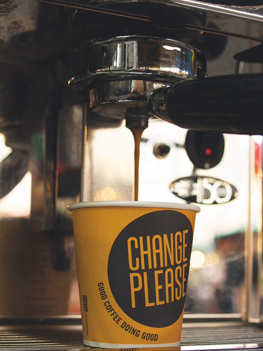 Change Please Coffee