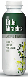 Organic Green Tea Energy Powershot - Little Miracles