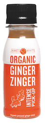 Organic Ginger Shot - James White