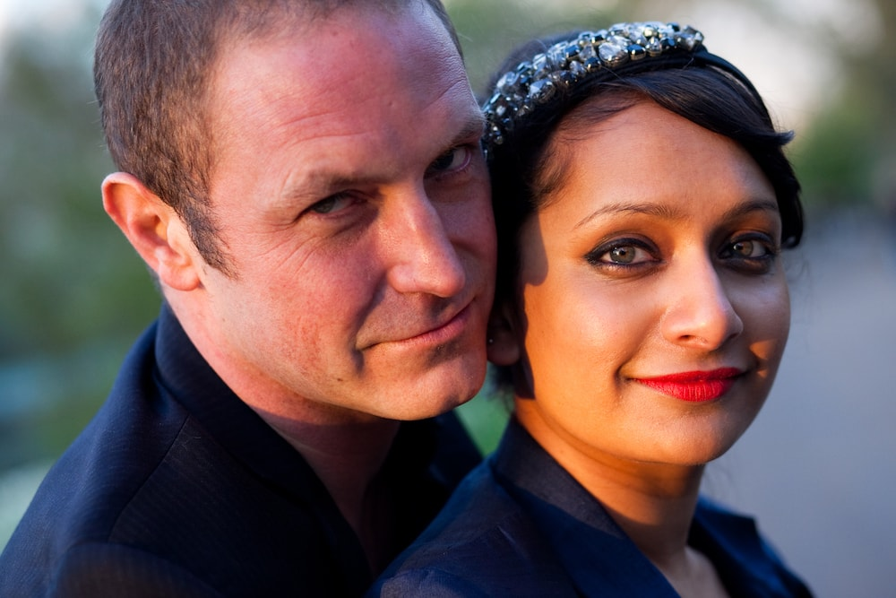 Poorna and Rob