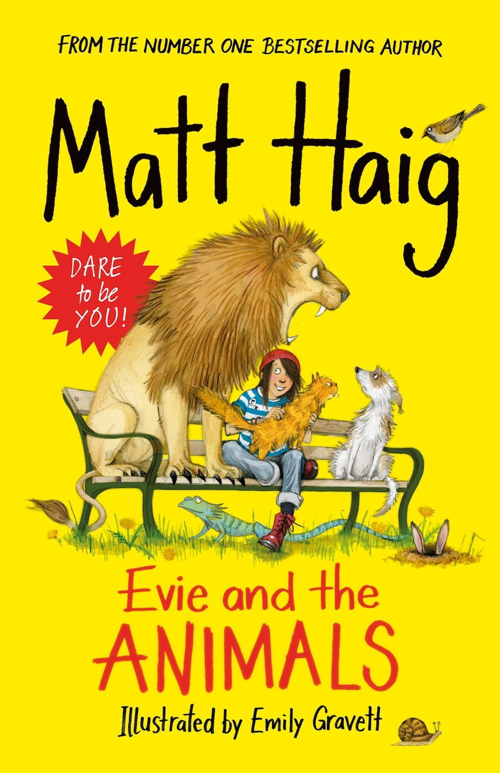 Evie and the-Animals book cover