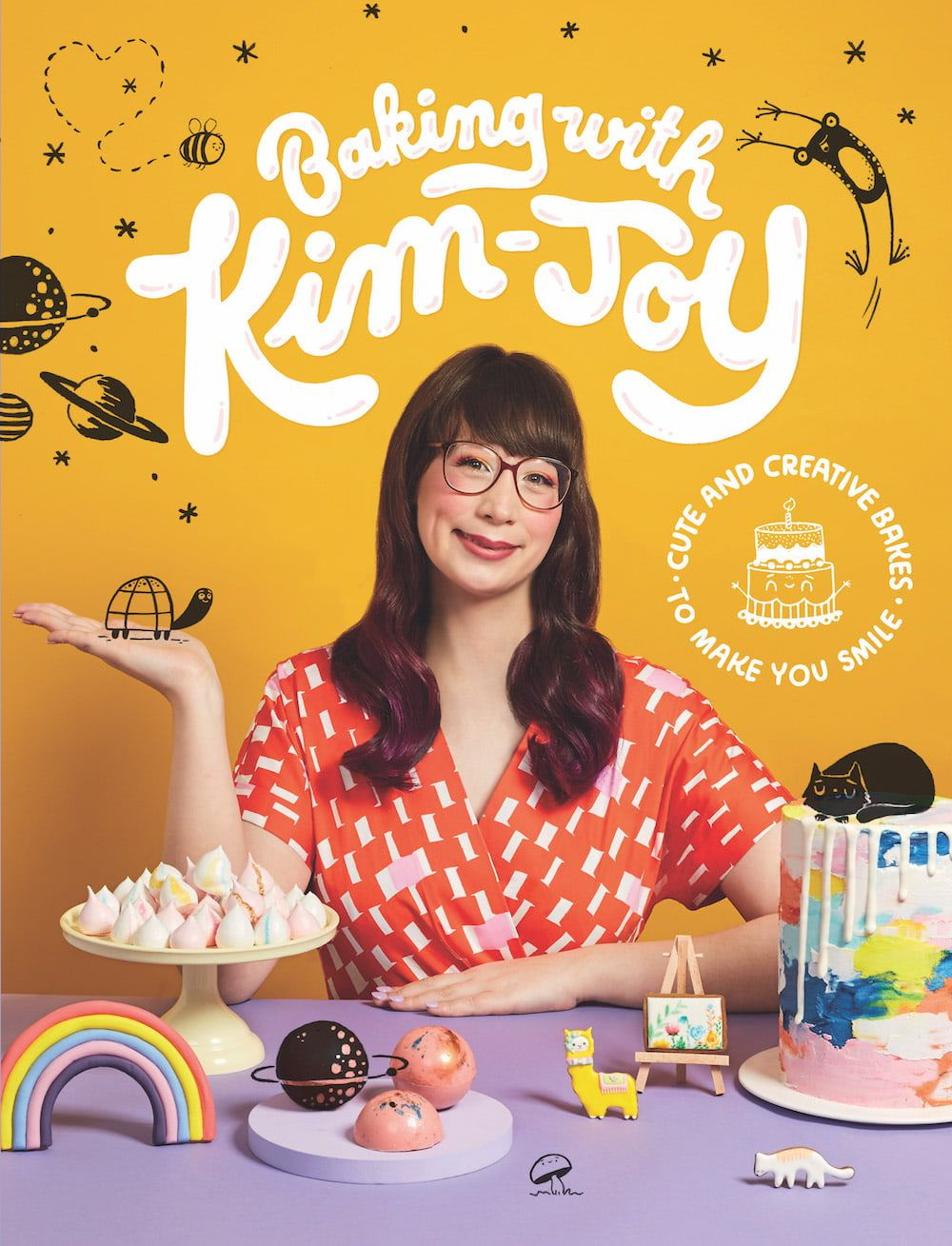 Baking with Kim-Joy book cover