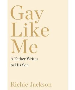 Book cover: Gay like me