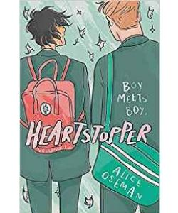 Book cover: Heartstopper by Alice Oseman