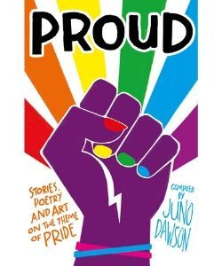 Book cover: Proud