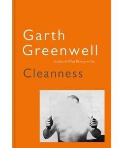 Book cover: Cleanness by Garth Greenwell