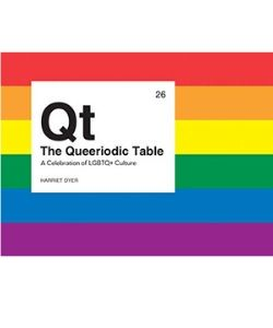 Book cover: The Queeriodic table