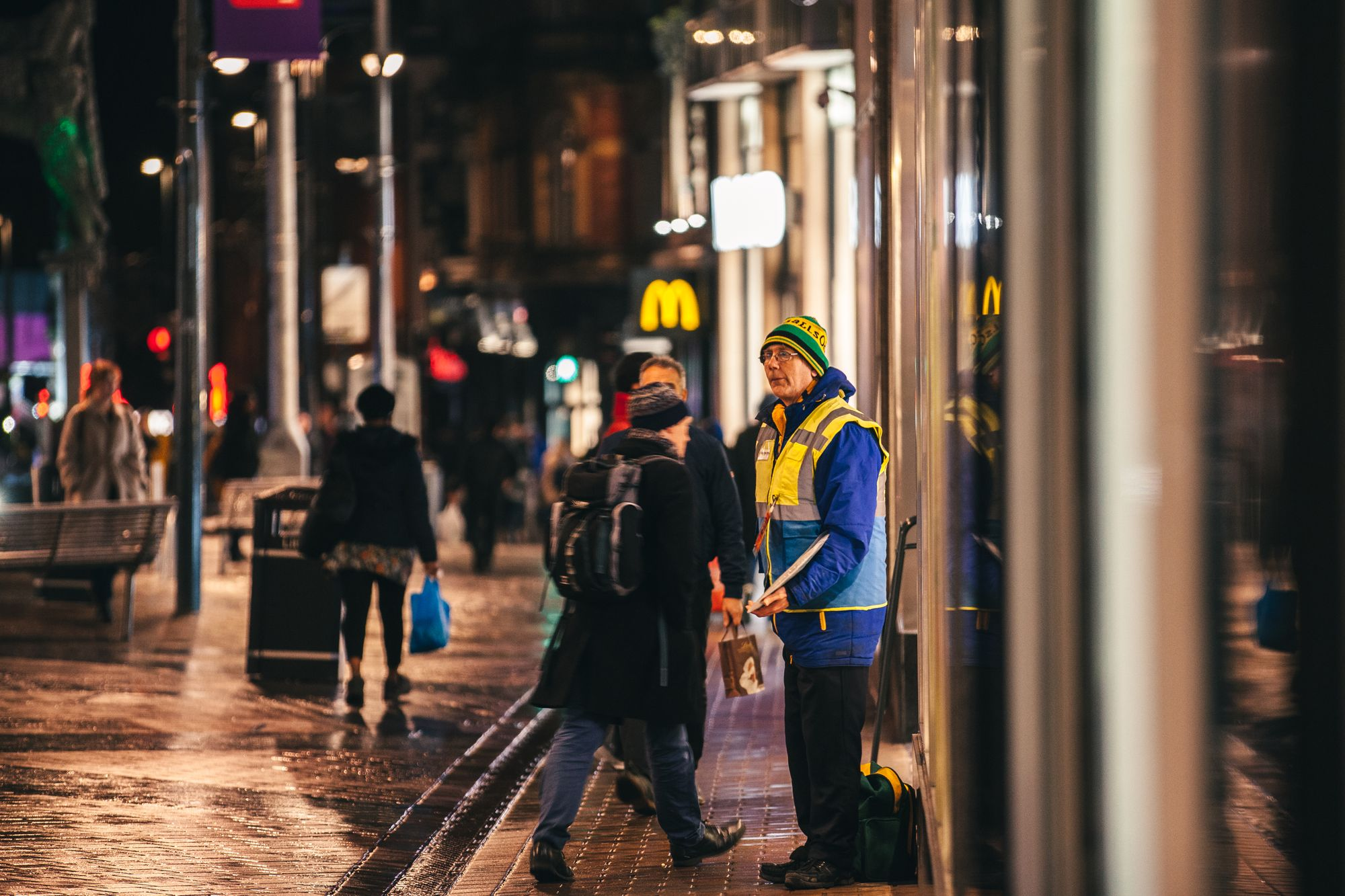 Big Issue North vendors make safe return to streets