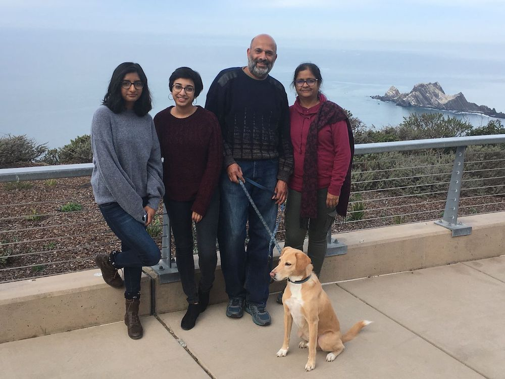 Suresh and his family