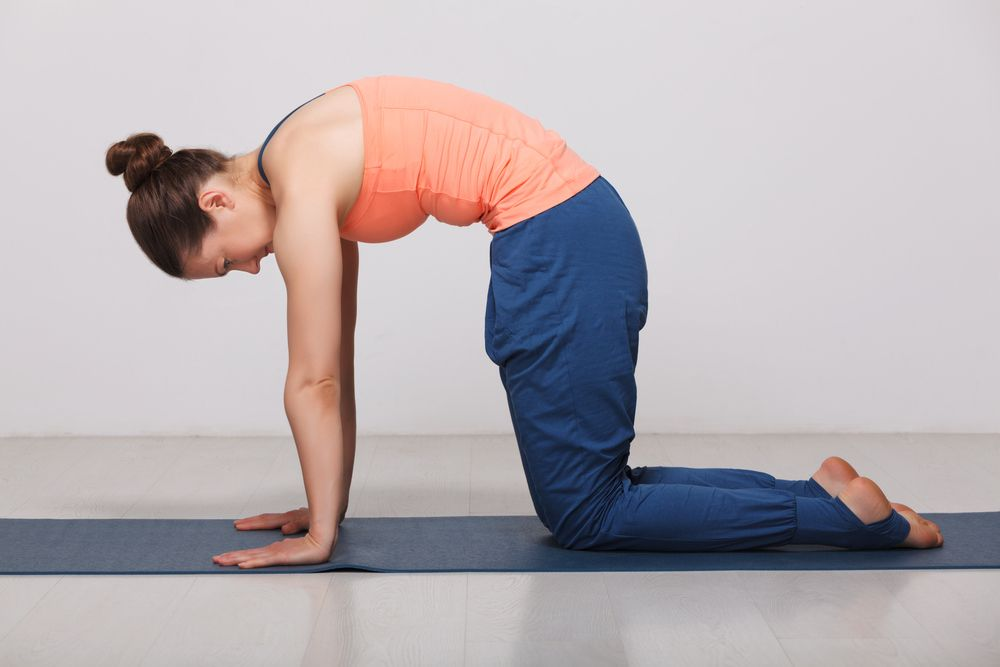 9 stretches to ease back pain