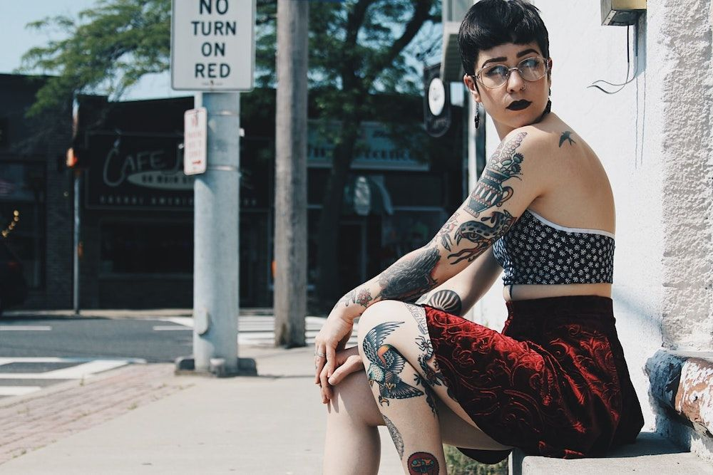 Are tattoos a form of therapy?