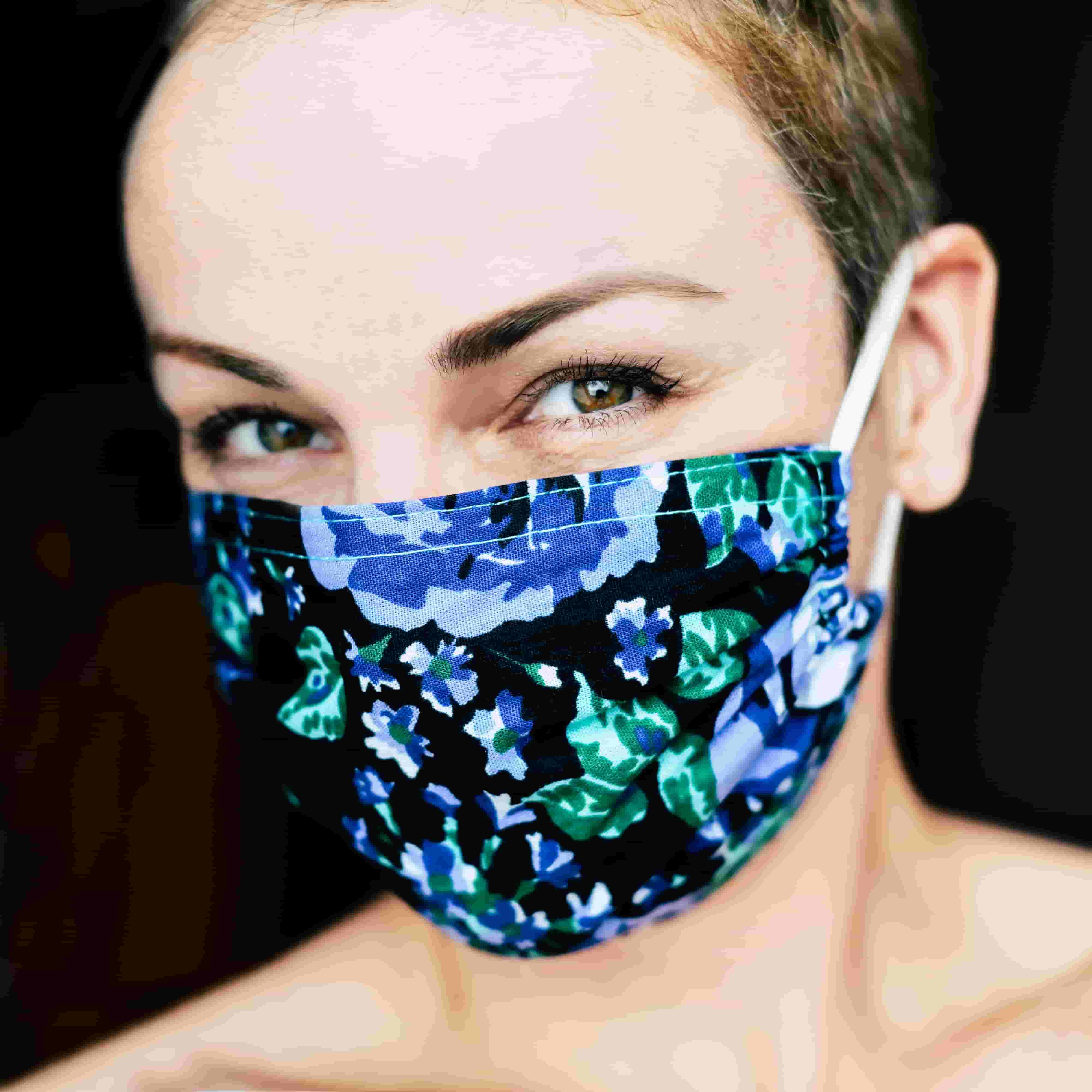 How to cope with face mask anxiety