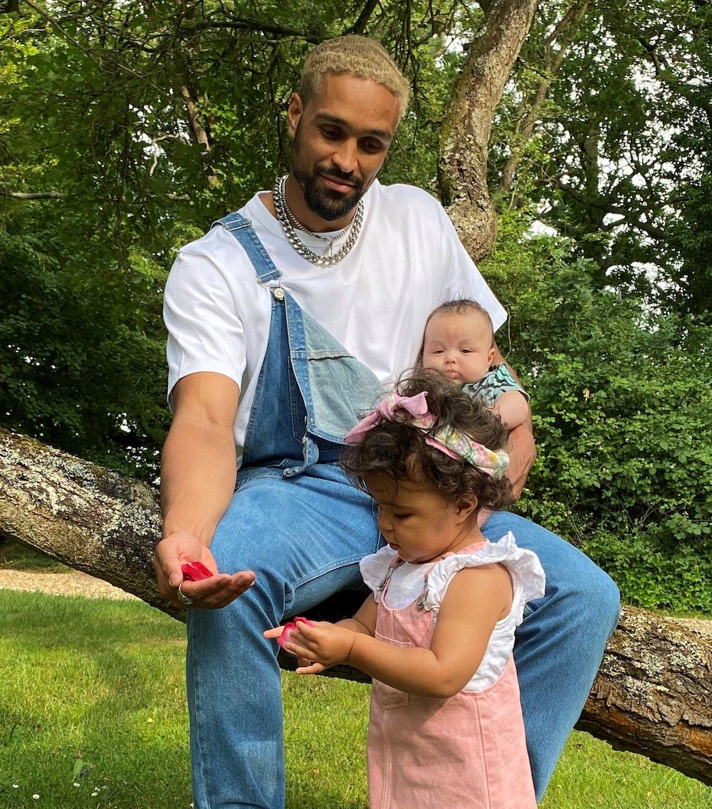 Ashley Banjo Reflects On Family And A Slower Pace Of Life