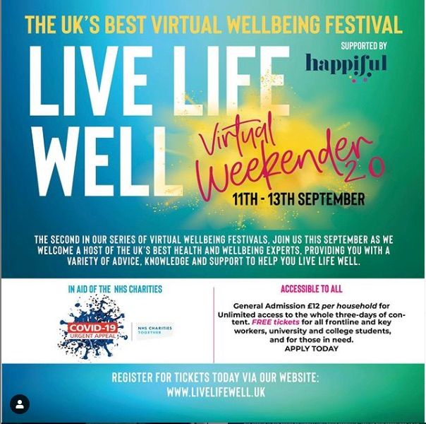 Live-Life-Well-Poster