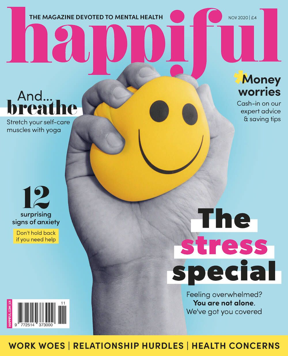 Happiful November 2020 issue