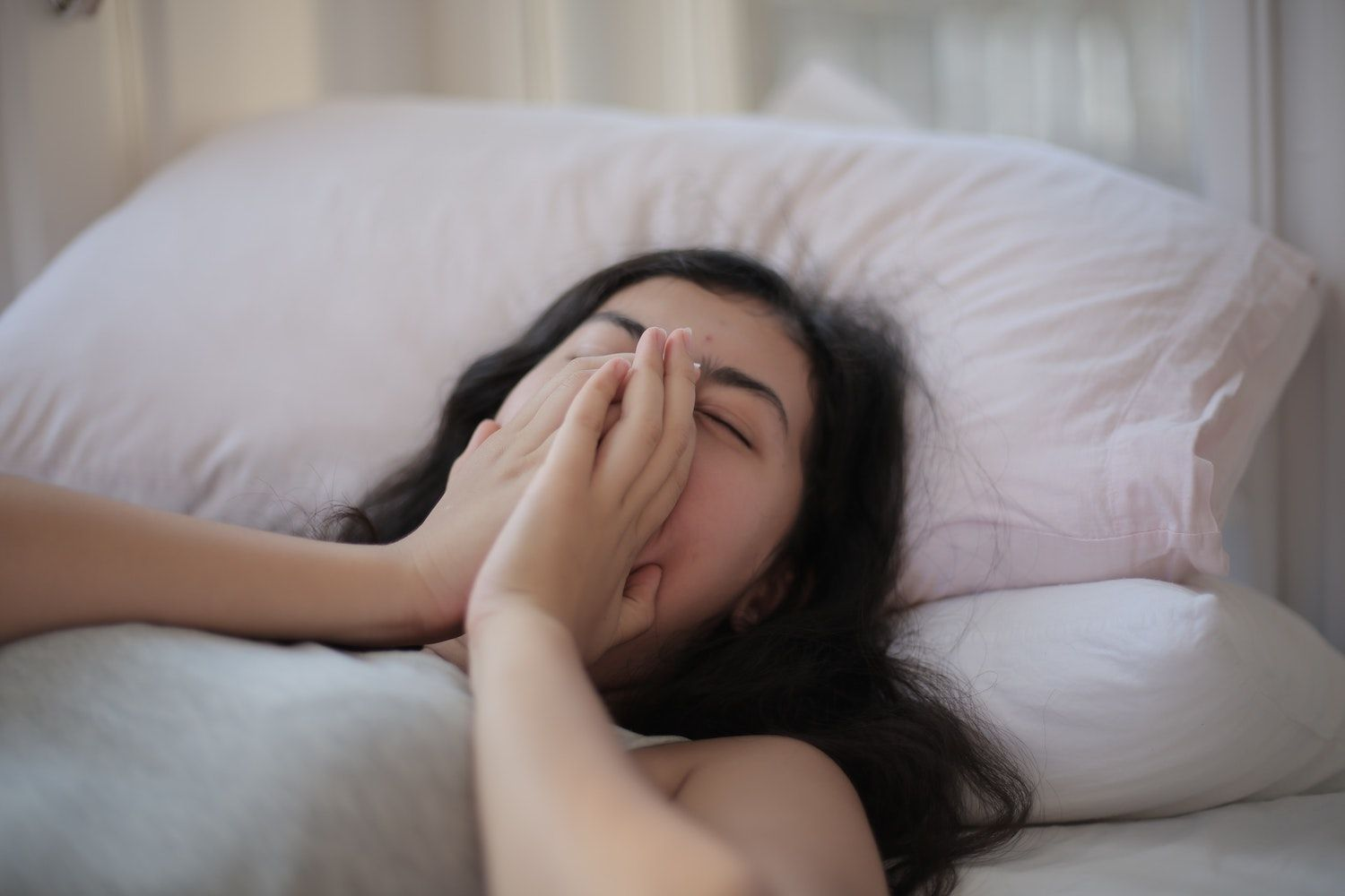 1 in 3 teens are having sleep problems due to pandemic