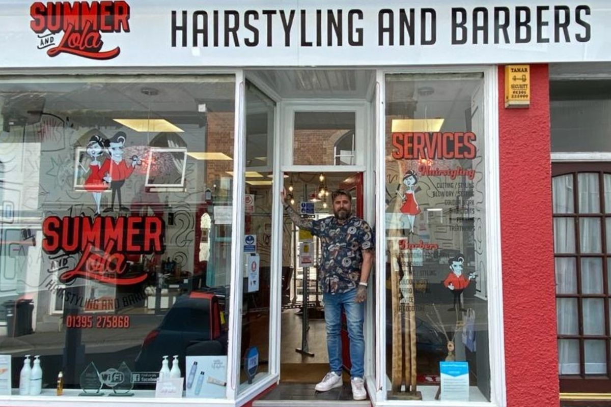 Barbers unite to offer safe space for men to discuss their mental health