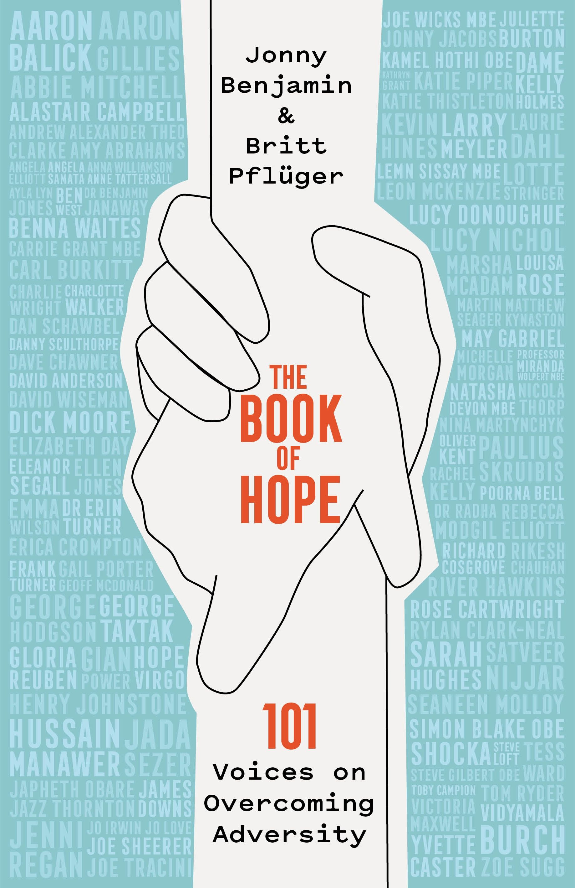 101 reasons to be hopeful: 'The Book of Hope'