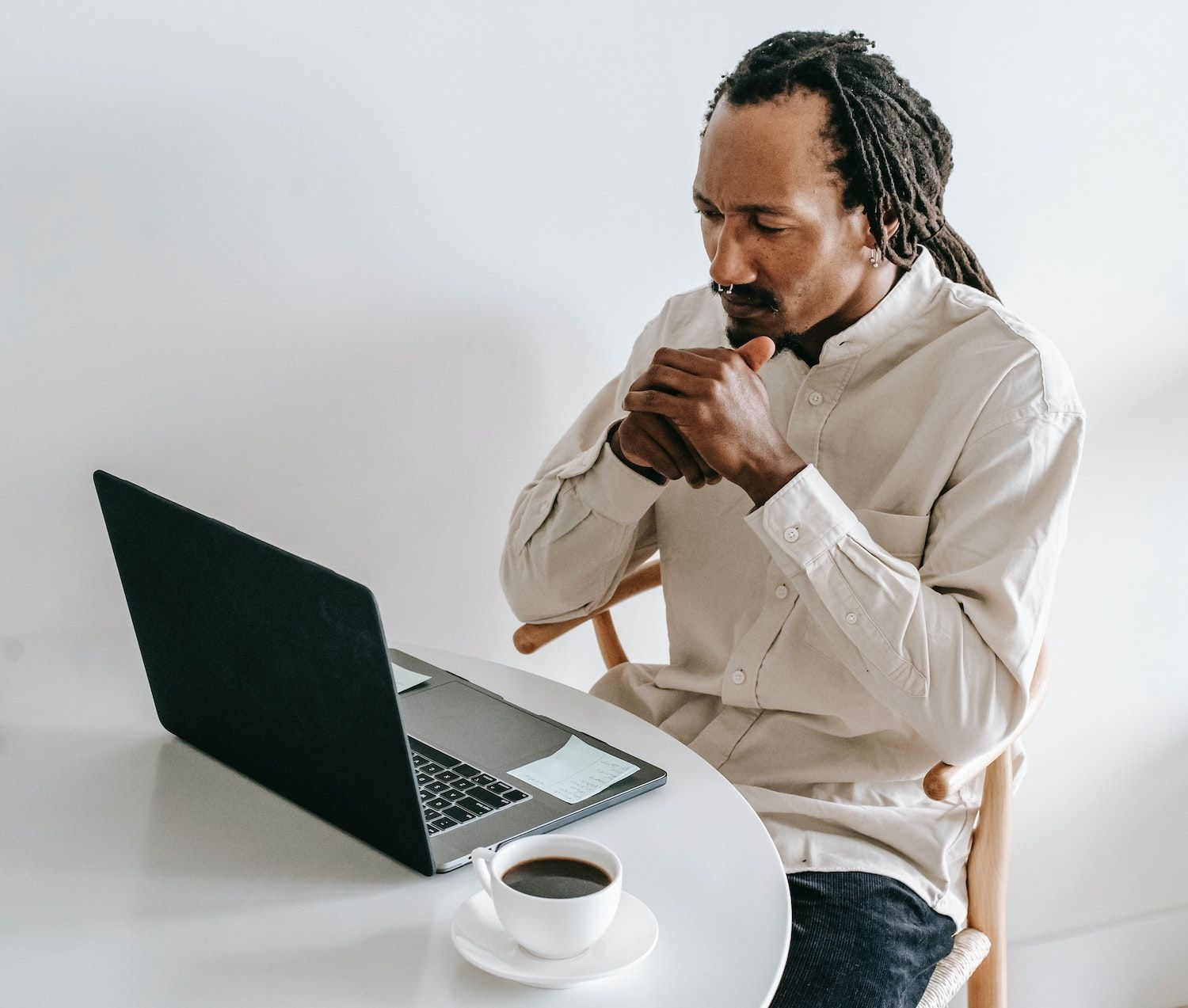 Trying to connect - NHS online therapy not for everyone
