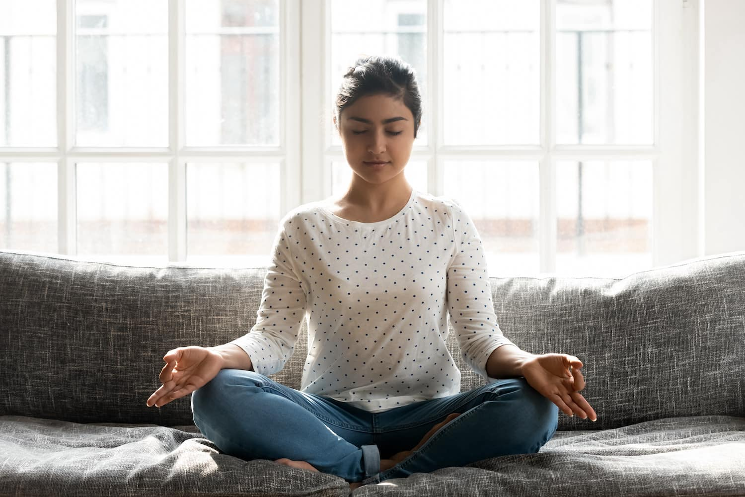 5 breathing techniques to manage stress