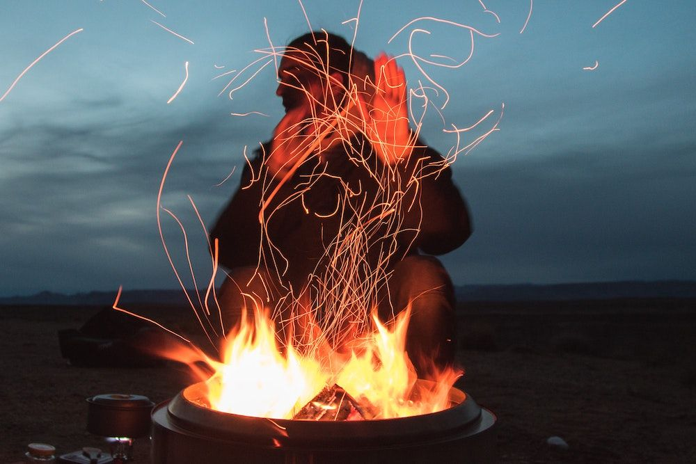How can the world's four elements boost your wellbeing?