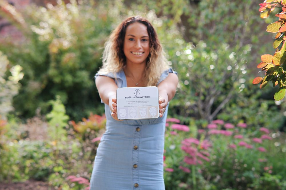 From client to counsellor to creative: Natasha's story