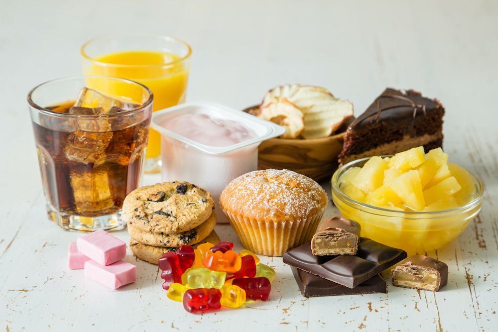 How can sugar affect our mental health?